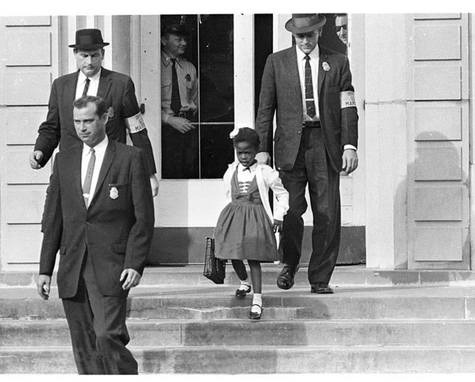 Ruby Bridges and Her Teacher Reunite Because of a Print-Braille Book (2/2)