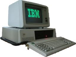 Old IBM PC