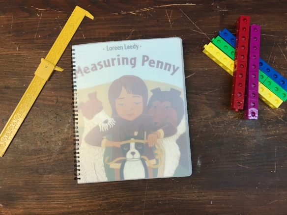 measuring penny and activities